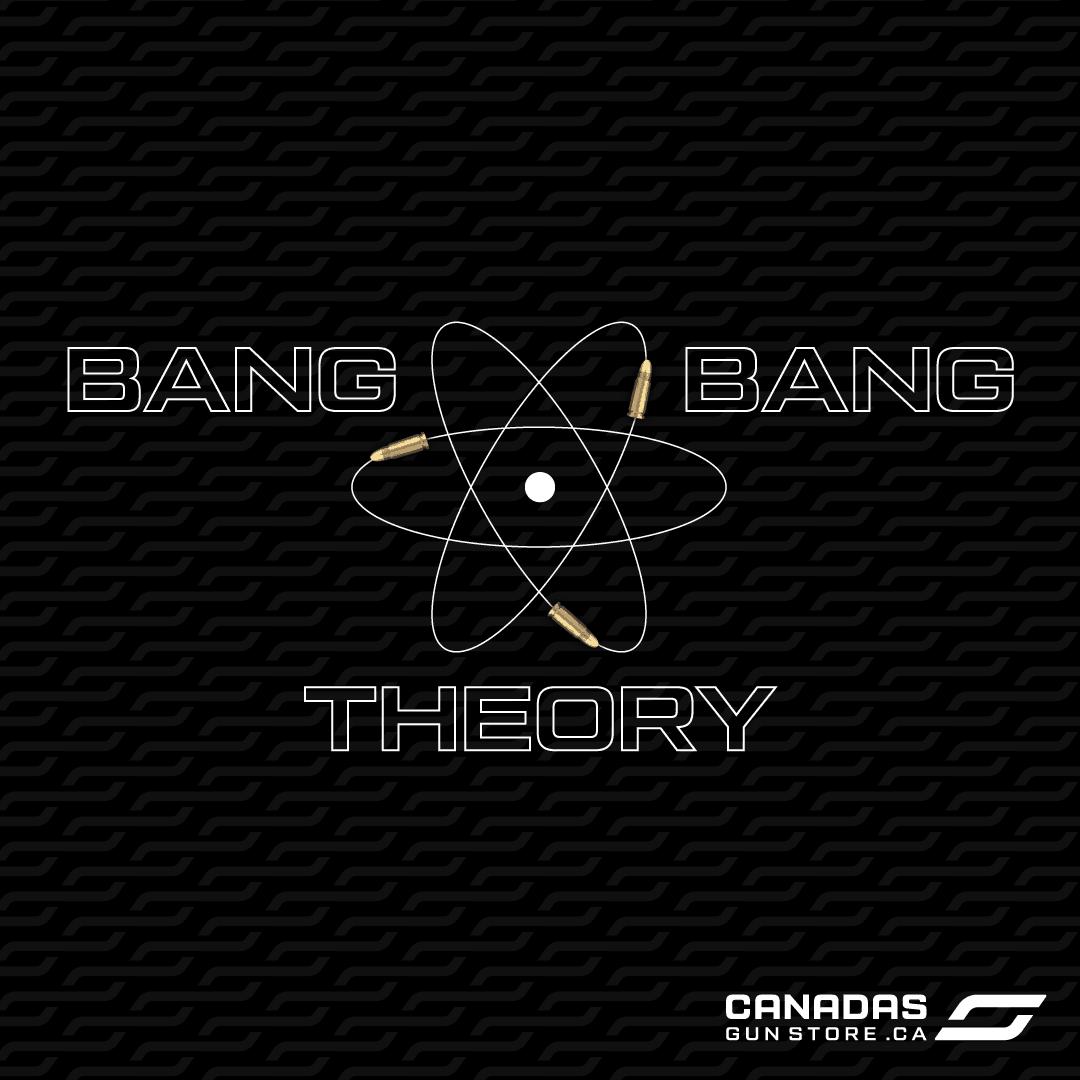 Gun humour - Bang Bang Theory