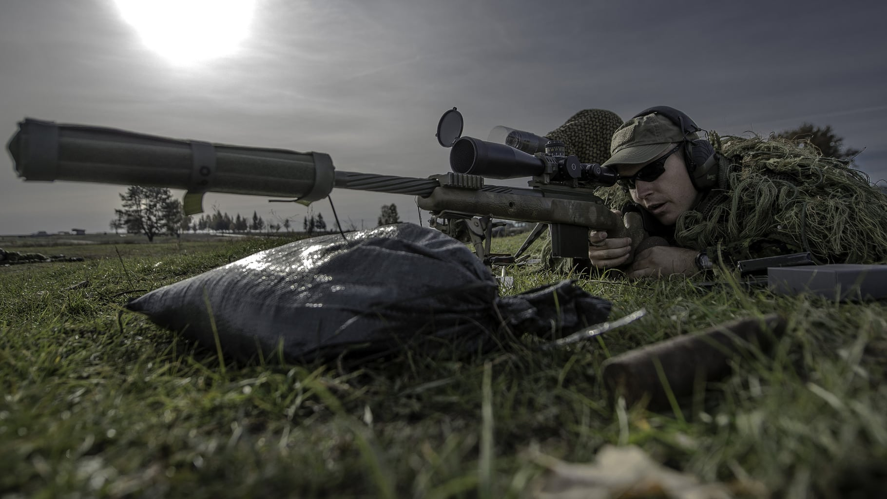 Canadian snipers are among the world's best